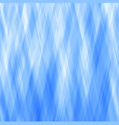 blue abstract diagonal background vector image