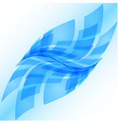 Abstract blue digital background for design vector