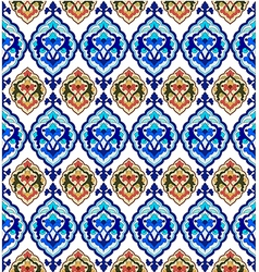 background with seamless pattern version vector image