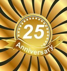 Birthday icon ceremony anniversary sign celebratio vector