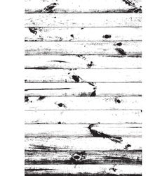 Overlay Wooden Planks vector image