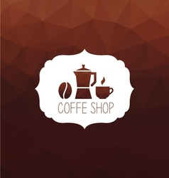 Coffe Shop vector image