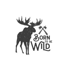 Born to be wild 5 vector