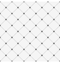 Geometric simple seamless pattern vector