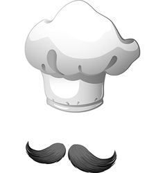 Chef set vector image