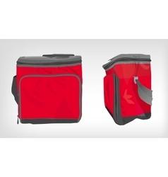 Cooler bag vector