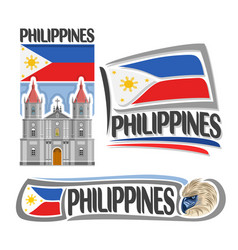 logo philippines vector image vector image