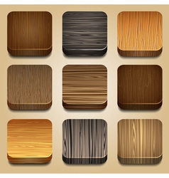 set of apps icon vector image