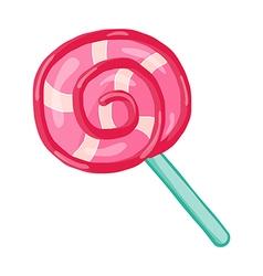 Lollipop swirl vector