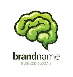 Think green logo vector