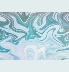 abstract acrylic blue background design vector image