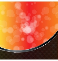 abstract light background with frame - vector image