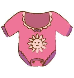 Baclothing icon vector