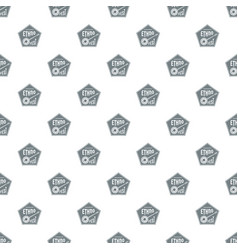 Banjo pattern seamless vector