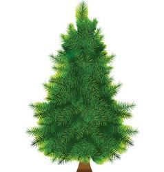 Tree designs vector