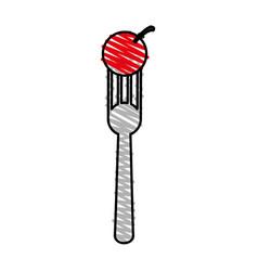 Fork vector
