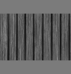 Wooden texture of aged gray boards vector