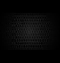 Hexagon metal mesh dark grid texture geometric vector