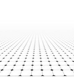 Tiled infinite floor vector