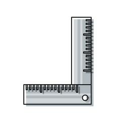 carpenter square vector image vector image