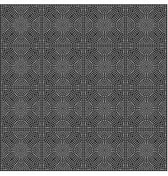 ancient mosaic ceramic tile pattern vector image
