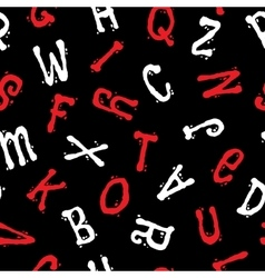 letters funny 8 vector image