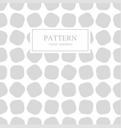 chaotic square seamless geometric pattern vector image