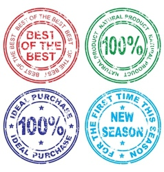 Stamp vector