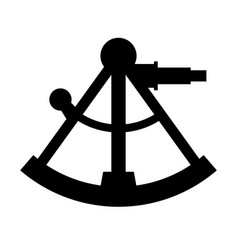sextant vector image