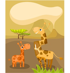 african card vector image