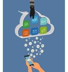 Cloud hacking vector