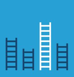 Unique success ladder vector