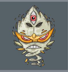 fairy creature cartoon vector image vector image