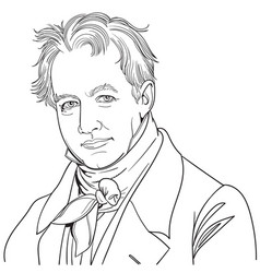 Alexander von humboldt vector