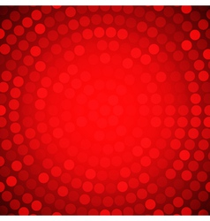 Circular Colorful Red Background for your design vector image