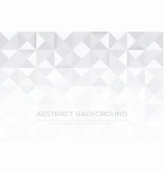 Gray color and white color background abstract art vector