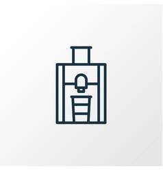 Juicer icon line symbol premium quality isolated vector