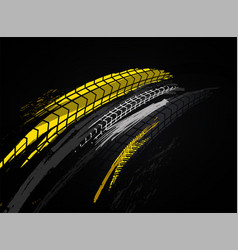 Tire background image vector