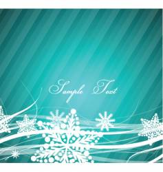 copy space Christmas vector image