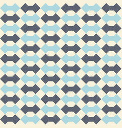 Geometry shape repeating seamless pattern design vector