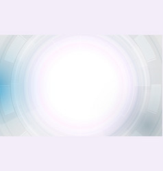 Abstract hi-tech technology futuristic background vector