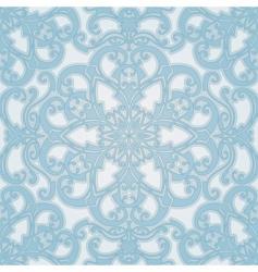 Geometric tile pattern vector