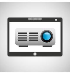 Touchpad digital video beam wireless vector