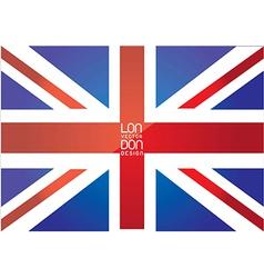 London flag vector
