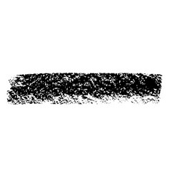 Hand drawn artistic texture charcoal hatching vector