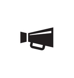loudspeaker icon megaphone promotion sign vector image