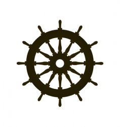 Rudder vector