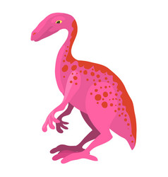 Young dinosaur icon cartoon style vector