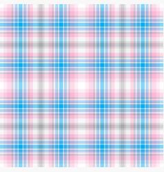 seamless abstract colorful checkered pattern vector image