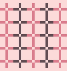 Square shape repeating seamless pattern design vector